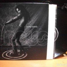Discos de vinilo: LENNY KRAVITZ CIRCUS LP UK 1995 PEPETO TOP . Lote 111821263