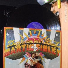 Discos de vinilo: MARTIN AND FINLEY DAZZLE 'EM WITH FOOTWORK LP SPAIN 1974 PEPETO TOP . Lote 111822003