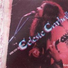 Discos de vinilo: CELESTE CARBALLO-AHORA ESTOY EN LIBERTAD-LP. Lote 111824447