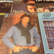 Discos de vinilo: LOTE 18 LPS CANTANTES ESPAÑOLES AÑOS 70 Y 80. +3 VARIADOS.. Lote 111827591
