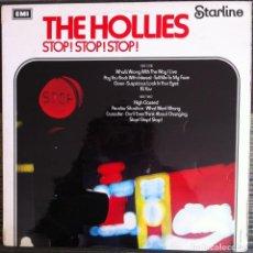 Discos de vinilo: THE HOLLIES - STOP! STOP! STOP! - LP - EMI STARLINE - SRS 5081 1971 EDICIÓN INGLESA. Lote 111830159