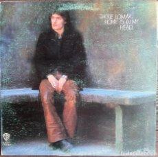 Discos de vinilo: JACKIE LOMAX - HOME IS IN MY HEAD - LP - WARNER BROTHERS RECORDS - K 46091 1971 EDICIÓN INGLESA. Lote 111830655