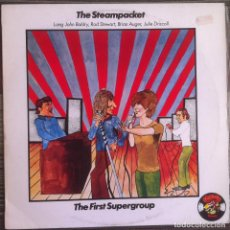 Discos de vinilo: THE STEAMPACKET. THE FIRST SUPERGROUP- LP - CHARLY/AUVI - 77-CH 20 1978 EDICIÓN ESPAÑOLA. Lote 111830723