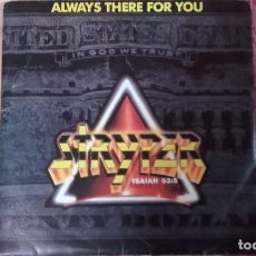 Discos de vinilo: STRYPER-ALWAYS THERE FOR YOU-SG. Lote 111831119