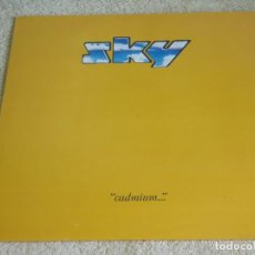 Discos de vinilo: SKY ( CADMIUM ) 1983-SCANDINAVIA LP33 ARIOLA. Lote 111877371