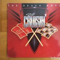 Discos de vinilo: THE BEACH BOYS: STILL CRUISIN'. Lote 111883407