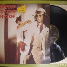 Discos de vinilo: LP ESPAÑOL 1980 - JOHNNY GUITAR WATSON - LOVE JONES - DJM RECORDS. Lote 111886207
