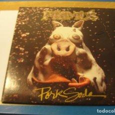 Discos de vinilo: LOTE LP DOBLE PRIMUS PORK SODA SELLO PRAWN SONG 1993...MUY DIFICIL....SALIDA 1 EURO. Lote 111900787
