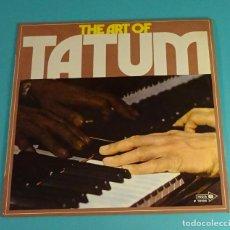 Discos de vinilo: THE ART OF TATUM. DISCOS MOVIEPLAY. 1970. Lote 111914679
