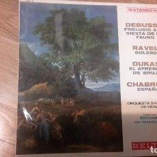 Discos de vinilo: ORQUESTA SINFÓNICA DE VIENA - VAN REMOORTEL - BELTER . Lote 111917063