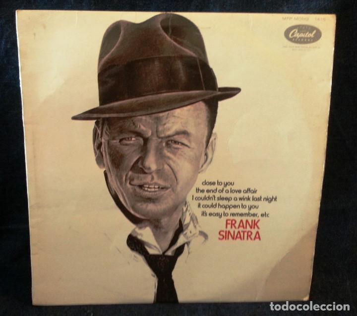 LP VINILO FRANK SINATRA 1957 (Música - Discos de Vinilo - EPs - Otros estilos)