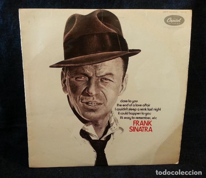 Discos de vinilo: LP VINILO FRANK SINATRA 1957 - Foto 2 - 111927667