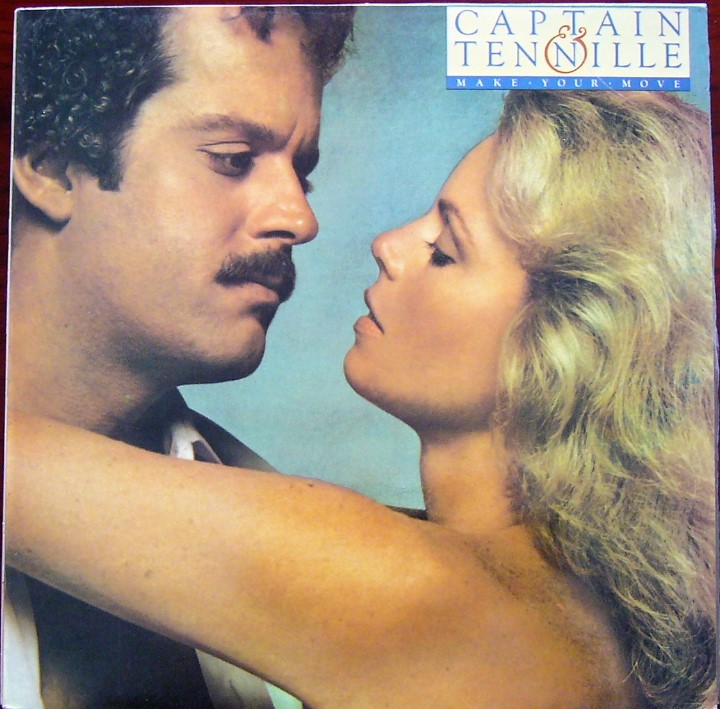 CAPTAIN & TENNILLE - MAKE YOUR MOVE (Música - Discos - LP Vinilo - Pop - Rock - Internacional de los 70)