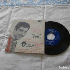 Discos de vinilo: ANDRES PAJARES 7´SG QUIERO SER BEATLE + 1 (1966) * COMO NUEVO*. Lote 111941539