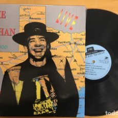 Dischi in vinile: LP STEVIE RAY VAUGHAN - TESTIFY TEXAS FLOOD. GOLDEN DRAGON RECORDS. 1992.. Lote 111960218