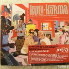 Discos de vinilo: VARIOUS – KULA KARMA A SELECTION OF EXCLUSIVE ORIENTAL VIBES - MINISTRY OF SOUND 2003 - 2 CD'S -P. Lote 111966123