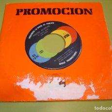 Discos de vinilo: SINGLE PROMOCIONAL 1978 - ROCIO DURCAL ME GUSTAS MUCHO + LA MUERTE DEL PALOMO - ARIOLA. Lote 111966879