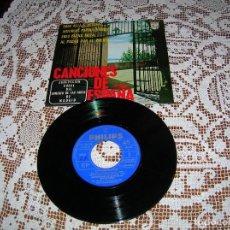 Discos de vinilo: CANCIONES DE ESPAÑA.. Lote 111987491