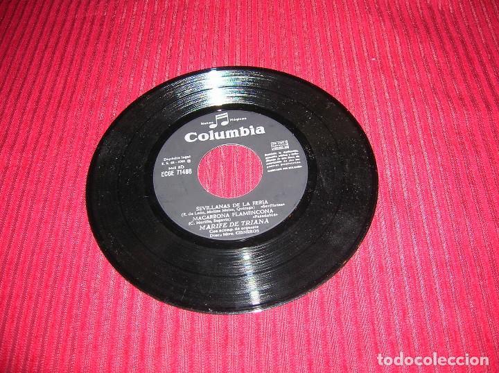 DISCO SEVILLANAS DE LA FERIA (Música - Discos - LP Vinilo - Grupos Españoles 50 y 60)