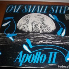 Discos de vinilo: APOLLO II, ONE SMALL STEP. EDICION SERDISCO DE 1988. RARO.. Lote 112013735