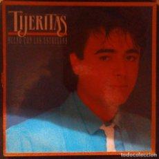 Discos de vinilo: VENDO LP DE TIJERITAS, AÑO 1986 (MAS INFORMACIÓN EN 2ª FOTO EN EL INTERIOR).. Lote 244781210
