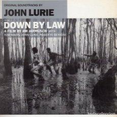 Discos de vinilo: DOWN BY LAW (BAJO EL PESO DE LA LEY, JIM JARMUSH) BSO VINILO. Lote 112034911