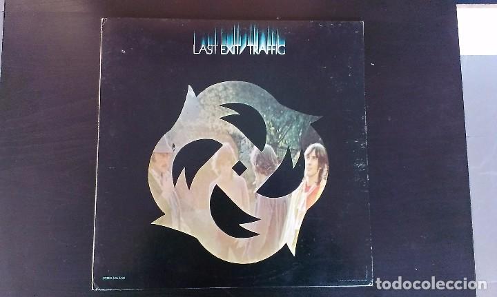 LP TRAFFIC LAST EXIT ED USA FOLK PROG ROCK PSICODELIA 1969 (Música - Discos - LP Vinilo - Pop - Rock - Extranjero de los 70)