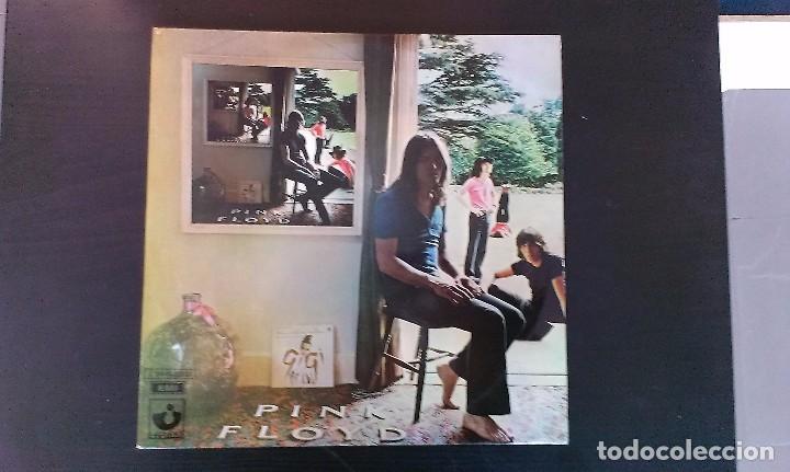 LP DOBLE PINK FLOYD UMMAGUMMA 1ª ED ESPAÑOLA 1970 PSICODELIA ROCK SINFÓNICO PROGRESIVO (Música - Discos - LP Vinilo - Pop - Rock - Extranjero de los 70)
