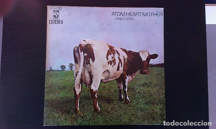 LP PINK FLOYD ATOM HEART MOTHER 1ª ED ESPAÑOLA PSICODELIA ROCK SINFÓNICO PROGRESIVO (Música - Discos - LP Vinilo - Pop - Rock - Extranjero de los 70)