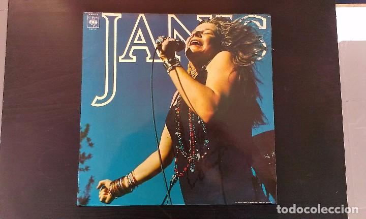 DOBLE LP JANIS JOPLIN JANIS (BANDA SONORA DEL FILM DE IGUAL TÍTULO) MONO SIN LIBRETO 60'S (Música - Discos - LP Vinilo - Pop - Rock Extranjero de los 50 y 60)