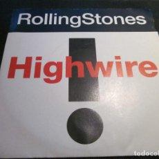 Discos de vinilo: ROLLING STONES - HIGHWIRE - SN - EDICION INGLESA DEL AÑO 1991.. Lote 112055715