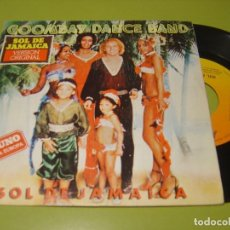 Discos de vinilo: SINGLE 1980 - GOOMBAY DANCE BAND - SOL DE JAMAICA + ISLA DE SUEÑOS - CBS. Lote 112061611
