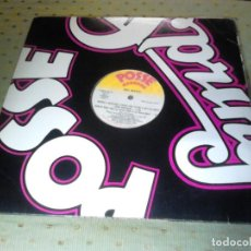 Discos de vinilo: MR. MAGIC MAGIC'S MESSAGE (THERE HAS TO BE A BETTER WAY) PROMOCIONAL US 1984 MAXI. Lote 222454017