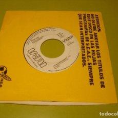 Discos de vinilo: SINGLE PROMOCIONAL 1979 - JOSE LUIS - POR SI VOLVIERAS + TE IMAGINAS MARIA - RCA. Lote 112063171