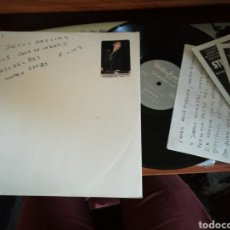 Discos de vinilo: STEVE HOOKER & THE SHAKERS MAXI EP PROMOCIONAL THE MISSING LINK.1985.CON MATERIAL PROMO. Lote 112064708