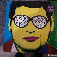 Discos de vinilo: BLACK GRAPE 1995. Lote 112074623