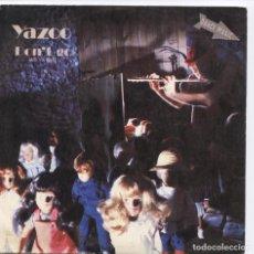 Discos de vinilo: YAZOO_DON'T GO(NO VAYAS)DEPECHE MODE,VINCE CLARKE,ALISON MOYET_7''PROMO EDICION ESPAÑOLA COMO NUEVO!. Lote 112083215