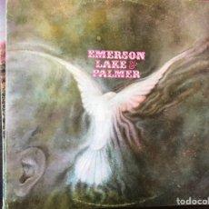 Discos de vinilo: EMERSON, LAKE & PALMER. Lote 112099614