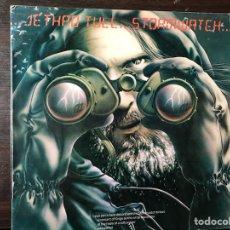 Discos de vinilo: STORMWATCH. JETHRO TULL. Lote 112100258