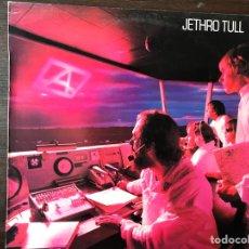 Discos de vinilo: JETHRO TULL. Lote 112100262
