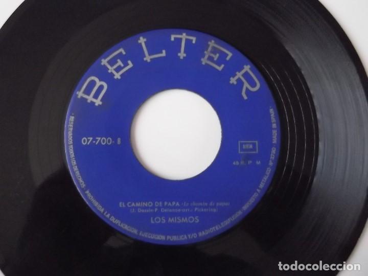 Discos de vinilo: LOS MISMOS - Don Juan - Foto 2 - 112102967