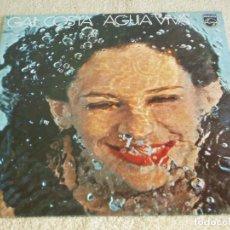 Discos de vinilo: GAL COSTA ( AGUA VIVA ) 1978-BRASIL LP33 PHILIPS. Lote 112104379