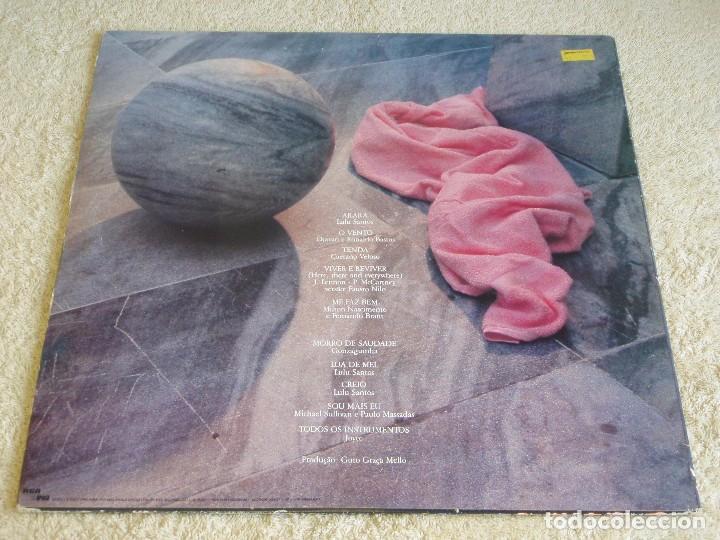 Discos de vinilo: Gal Costa – Lua De Mel Como O Diabo Gosta, Brazil 1987 RCA Victor - Foto 2 - 112105319