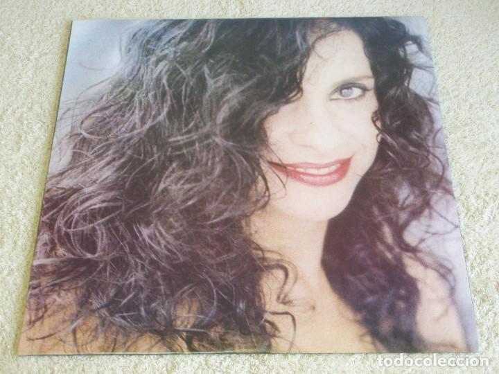 Discos de vinilo: Gal Costa – Lua De Mel Como O Diabo Gosta, Brazil 1987 RCA Victor - Foto 3 - 112105319