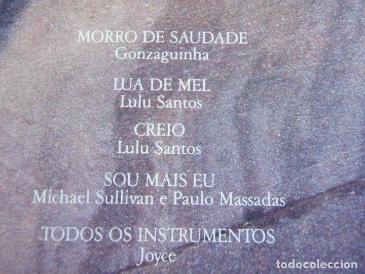 Discos de vinilo: Gal Costa – Lua De Mel Como O Diabo Gosta, Brazil 1987 RCA Victor - Foto 6 - 112105319