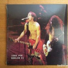 Discos de vinilo: IGGY POP: BERLÍN 91 (2LPS). Lote 112129186