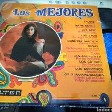 Discos de vinilo: LOS MEJORES LP 1968. Lote 112141064