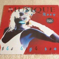 Discos de vinilo: ROXY MUSIC ( THE HIGH ROAD ) 1983-GERMANY LP33 E.G. RECORD. Lote 112152199