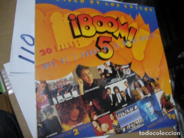 DISCO LP VINILO - BOOM 5 (Música - Discos - LP Vinilo - Otros estilos)