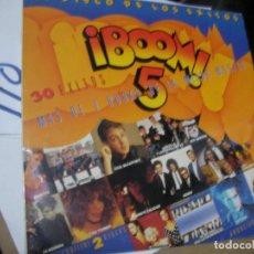 Discos de vinilo: DISCO LP VINILO - BOOM 5. Lote 112153183